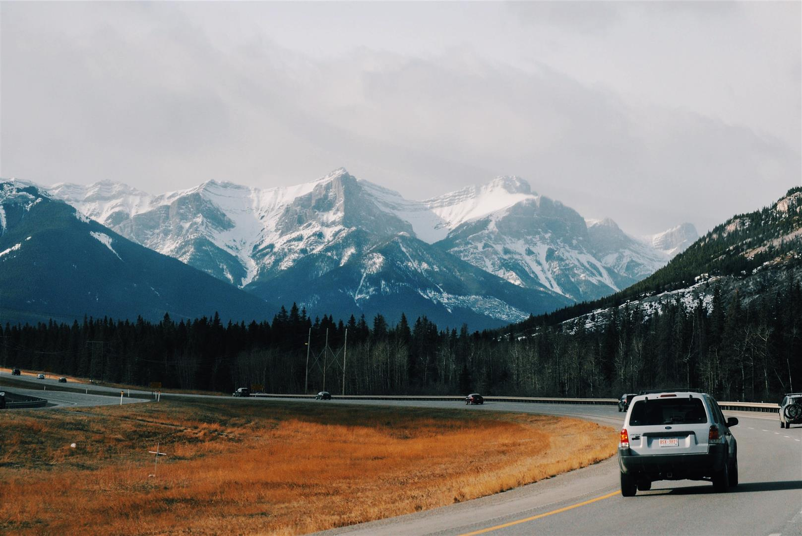 5 Ways to Prepare Your Vehicle For Mountain Road Trips